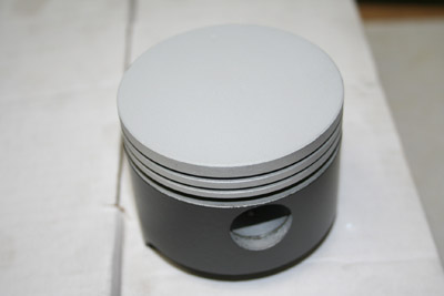 Engine Coated Piston